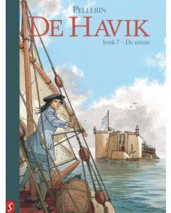 DE HAVIK, COLLECTOR EDITION DEEL 007 : DE MISSIE