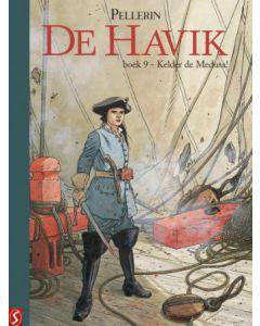 DE HAVIK, COLLECTOR EDITION DEEL 009 : KELDER DE MEDUSA