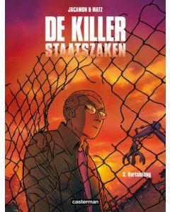 DE KILLER - STAATSZAKEN DEEL 002 : NEGATIEVE BEHANDELING
