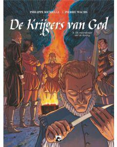 DE KRIJGERS VAN GOD, DEEL 004 : DE MOORDENAAR VAN DE KONING