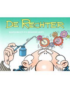 DE RECHTER, DEEL 022 : KOPZORGEN EN HOOFDZAKEN