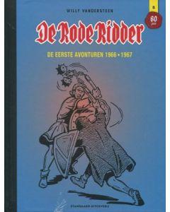 DE RODE RIDDER LUXE DEEL 006 : DE EERSTE AVONTUREN 1966 - 1967