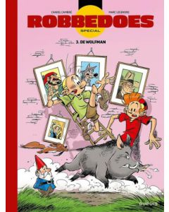 ROBBEDOES SPECIAL LUXE, DEEL 003 : DE WOLFMAN