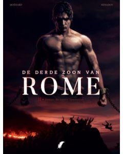 DE DERDE ZOON VAN ROME, DEEL 002 : EUNOUS, DE EERSTE SPARTACUS