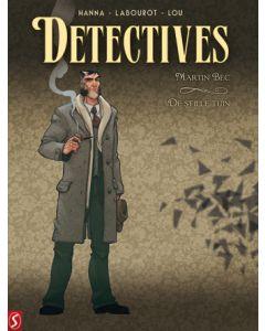 DETECTIVES, DEEL 004 : MARTIN BEC - HET STILLE HART
