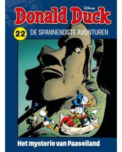 DONALD DUCK DE SPANNENDSTE AVONTUREN, DEEL 022 : HET MYSTERIE VAN PAASEILAND