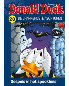 DONALD DUCK, DE SPANNENDSTE AVONTUREN DEEL 020 : GESPUIS IN HET SPOOKHUIS
