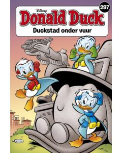 DONALD DUCK POCKET DEEL 297 : DUCKSTAD ONDER VUUR