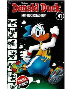 DONALD DUCK THEMA POCKET, DEEL 041 : HUP DUCKSTAD HUP