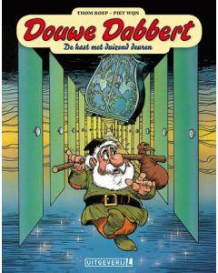DOUWE DABBERT, DEEL 018 : DE KAST MET DUIZEND DEUREN