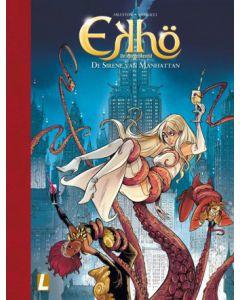 EKHO, DEEL 008 : DE SIRENE VAN MANHATTAN
