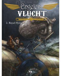 ENGELENVLUCHT, DEEL 002 : ROYAL FLYING CORPS