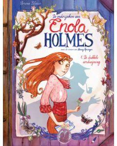ENOLA HOLMES, DEEL 001 : DE DUBBELE VERDWIJNING