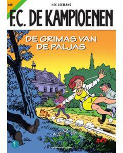 F.C.DE KAMPIOENEN, DEEL 109 : DE GRIMAS VAN DE PALJAS
