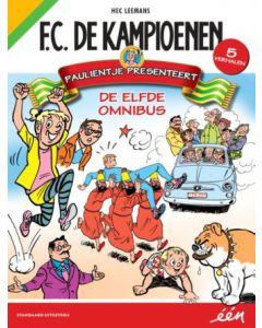F.C.DE KAMPIOENEN : DE ELFDE OMNIBUS