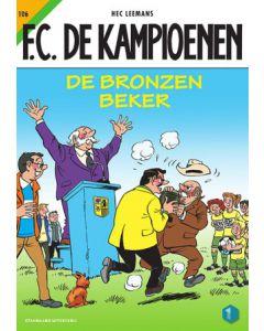 F.C.DE KAMPIOENEN, DEEL 106 : DE BRONZEN BEKER