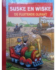 SUSKE EN WISKE LUXE DEEL 356 : DE FLUITENDE OLIFANT