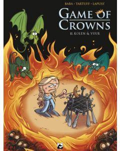 GAME OF CROWNS, DEEL 002: KOLEN & VUUR