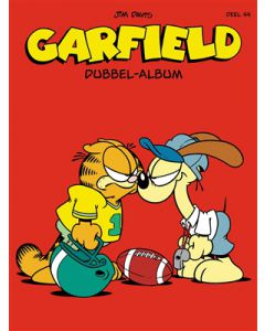 GARFIELD DUBBELALBUM DEEL 044