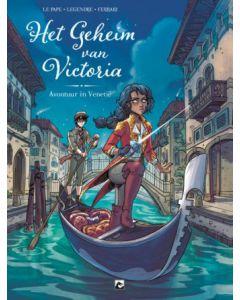 HET GEHEIM VAN VICTORIA, DEEL 001 : AVONTUUR IN VENETIË