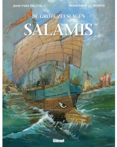 DE GROTE ZEESLAGEN, DEEL 010 : SALAMIS