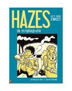 HAZES DE STRIPBIOGRAFIE VOORDEELPAKKET DEEL 1 & 2