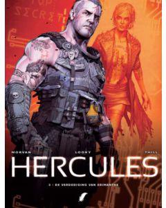 HERCULES, DEEL 003 : DE VERDEDIGING VAN ERIMANTHE