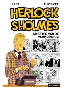 HERLOCK SHOLMES, INTEGRAAL DEEL 004