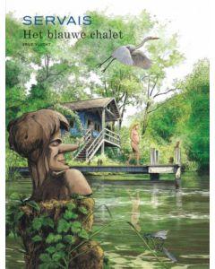 SERVAIS : HET BLAUWE CHALET