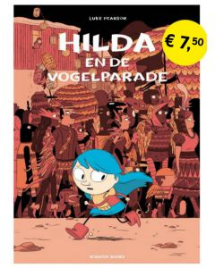 HILDA, DEEL 3 : HILDA EN DE VOGELPARADE