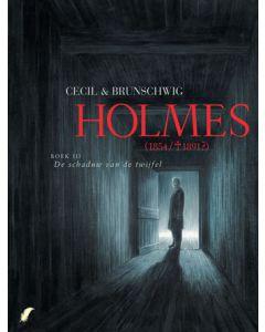 HOLMES 003, DE SCHADUW VAN DE TWIJFEL