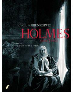 HOLMES ( 1854 - 1891 ? ) , DEEL 004 : DE DAME VAN SCUTARI