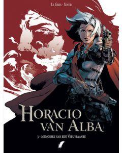 HORACIO VAN ALBA DEEL 003 : MEMOIRES VAN EEN VESUVIAANSE