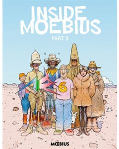 INSIDE MOEBIUS, PART 3