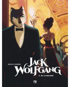 JACK WOLFGANG,DEEL 002 : DE VREDESDUIF