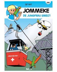 JOMMEKE, DEEL 295 : DE JUNGFROU SMELT !