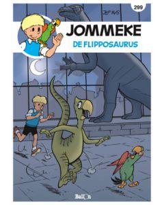 JOMMEKE, DEEL 299 : DE FLIPPOSAURES