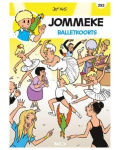 JOMMEKE, NIEUW LOOK DEEL 293 : BALLETKOORTS