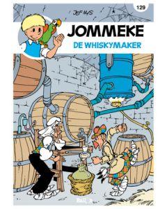 JOMMEKE, DEEL 129 : DE WHISKYMAKER
