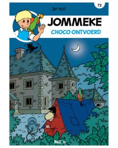 JOMMEKE, DEEL 072: CHOCO ONTVOERD
