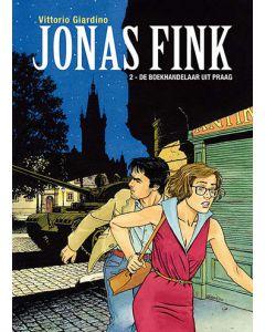 JONAS FINK, DEEL 002 : DE BOEKHANDELAAR UIT PRAAG