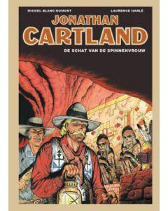 JONATHAN CARTLAND, DEEL 004 : DE SCHAT VAN DE SPINNENVROUW