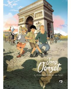 JONG VERZET, DEEL 002 : PROTESTEER, STUDENTEN VAN PARIJS !