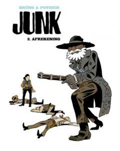 JUNK, DEEL 002 : AFREKENING