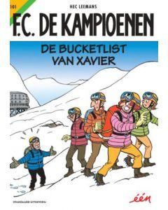 F.C.DE KAMPIOENEN, DEEL 101 : DE BUCKETLIST VAN XAVIER