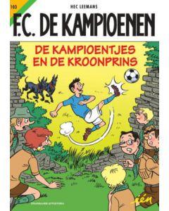 F.C.DE KAMPIOENEN, DEEL 103 : DE KAMPIOENTJES EN DE KROONPRINS