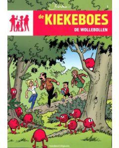 DE KIEKEBOES, DEEL 001 : DE WOLLEBOLLEN