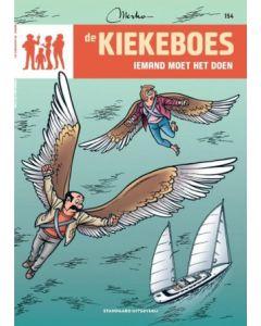 DE KIEKEBOES, DEEL 154 : IEMAND MOET HET DOEN