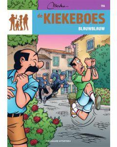 DE KIEKEBOES, DEEL 156 : BLAUWBLAUW