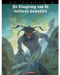 DE KLAAGZANG VAN DE VERLOREN WESTEN - DE HEKSEN 002 : INFERNO